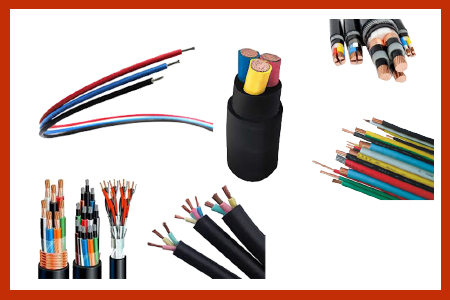Electricals Cables & Power Cables